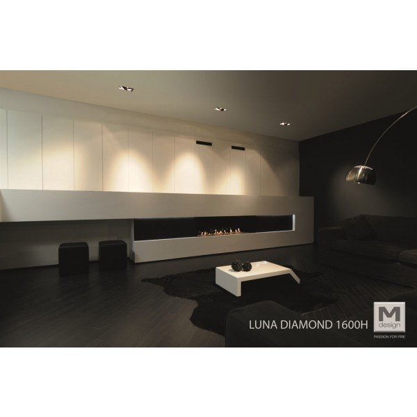 M-design Luna Diamond 1600H gashaard