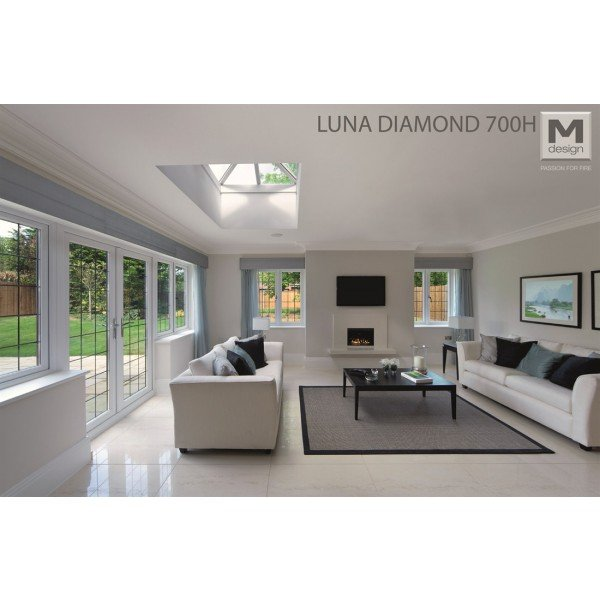 M-Design Luna Diamond 700H gashaard