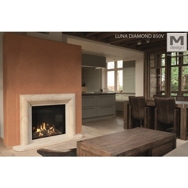 M-design Luna Diamond 850V gashaard