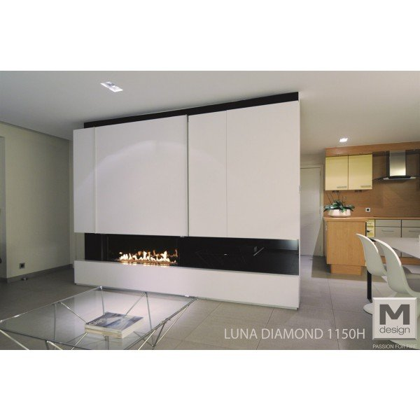 M-design Luna Diamond 1150H gashaard