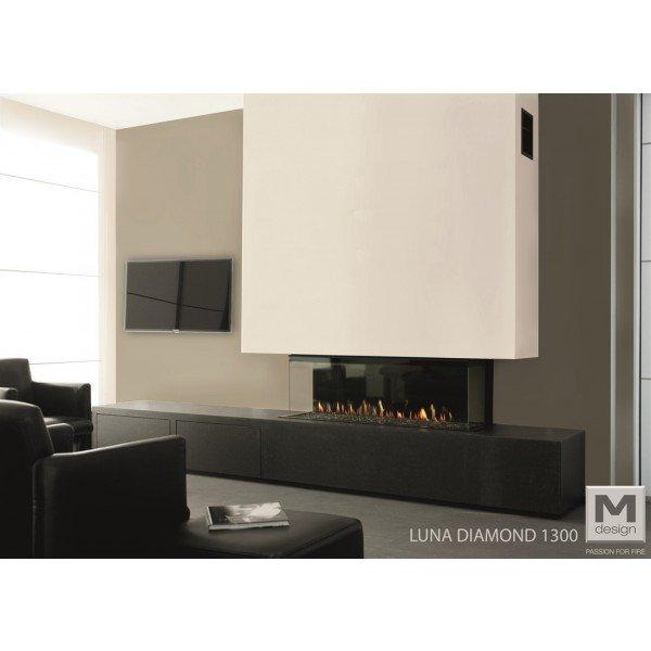 M-design Luna Diamond 1300DC gashaard