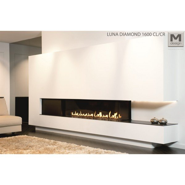 M-design Luna Diamond 1600 CL/CR gashaard