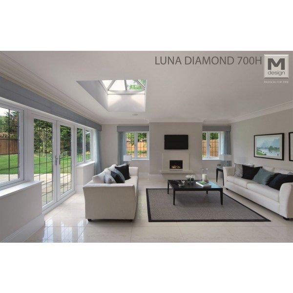 M-Design Luna Diamond 700H gashaard
